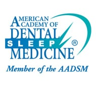 American Academy of Dental Sleep Medicine - Logo
