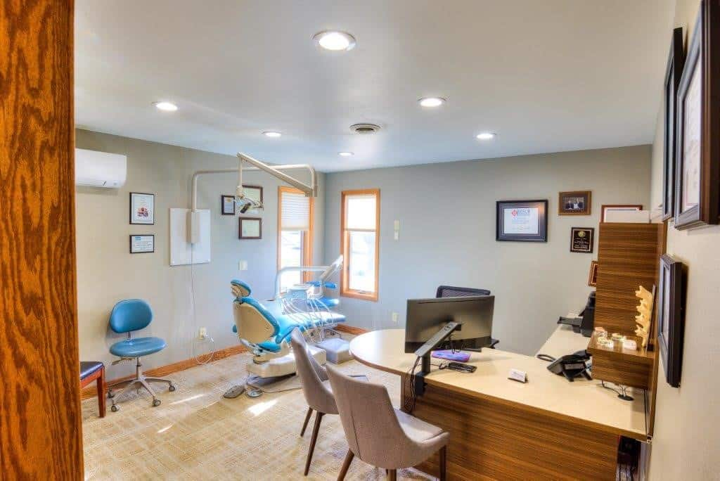 consult room - Belle Fourche - Jackson Dental