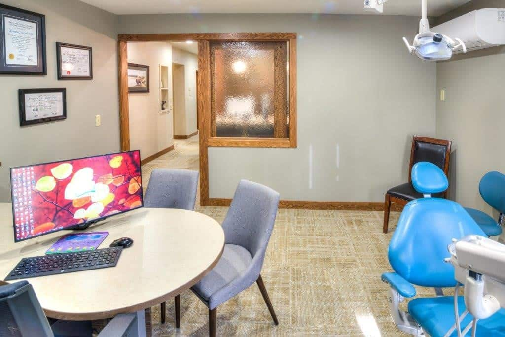 Consult room 3 - Belle Fourche - Jackson Dental
